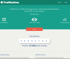 Traffichive Main Page