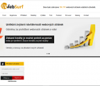 WebsurfCZ Main Page